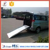 350kg車椅子の乗客のためのアルミニウム車椅子の導板