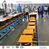 Dispositif d'isolement en caoutchouc de amortissement élevé de roulements (fabriqué en Chine)