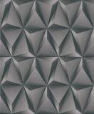 Guangzhou-Fabrik-niedriger Preis 3D Belüftung-Tapete für Badezimmer