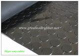 Циновка резины кнопки соединения фабрики Китая Великой Китайской Стены Gw3003 круглая