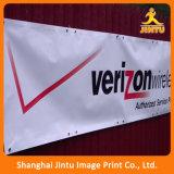 展覧会のデジタル印刷の飛行のフラグの旗の表示の広告