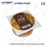 Automatische Thermoforming vakuumverpackende Maschine für Käse (DZL)