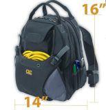Водоустойчивый напольный multi-Ppcket Backpack мешка ручки инструмента хранения Ployester