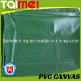 UV 취급된 PVC에 의하여 입히는 방수포 트럭 덮개