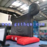 Schermo di proiezione posteriore gonfiabile per il cinematografo esterno/il tipo gonfiabile popolare schermo di film