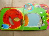 Impresión de encargo para el libro de niños, cómic, libro de Hardcover