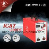 Welder MMA IGBT с пластичным случаем (IGBT-160DT/180DT)
