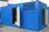 침묵하는 Biogas Genset 또는 콘테이너 작풍 Biogas 플랜트 또는 Biogas 발전소
