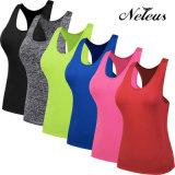 [نليوس] نساء رياضات يركض لياقة نظام يوغا لباس [جم] ملابس رياضيّة [نت0007]