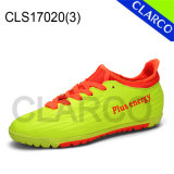 Men Sports Sapatos de futebol e futebol indoor com sola TPR