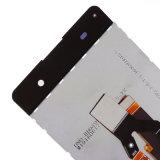 Мобильный телефон LCD для датчика Assembe цифрователя касания экрана дисплея Сони Xperia Xa F3111 F3112 LCD