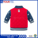 低価格の良質の冬によってパッドを入れられる赤ん坊のジャケットのコート(YBY117)