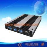 aumentador de presión del teléfono celular de venda del repetidor de 27dBm 80dB 2g/3G/4G tri