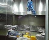 staubfreie RoboterLackiererei des spray-10k für Auto-Lampe