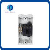 IP66 20A 250V Single Pole Surface Passare l'isolante resistente all'intemperie dell'interruttore del Disconnector