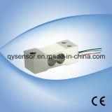 Célula de carga del calibrador de tensión de la aleación de aluminio 50kg 100kg