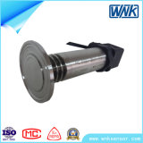 De gelijke Zender Op hoge temperatuur van de Druk van het Diafragma Kleine, 4~20mA/0~20mA/0~10mA/1~5V