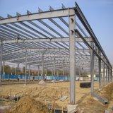 Estructura modular del metal para la fábrica