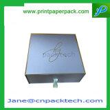 Коробка вахты дух двойного/одиночного ящика Paperboard изготовленный на заказ Handmade отличаемый сползать косметическая