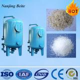 Filtro de arena del receptor de papel de agua con los certificados del SGS de la ISO