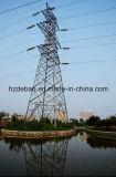 Winkel-Stahlrahmen-elektrischer Strom-Übertragungs-Aufsatz