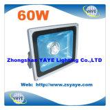 ESPIGA quente da luz de inundação do diodo emissor de luz do Sell 50W de Yaye 18 projector do diodo emissor de luz de /COB da luz de inundação do diodo emissor de luz de 50 watts com Ce/RoHS