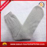 Chaussettes confortables de ligne aérienne de ligne aérienne remplaçable blanche