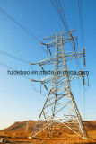Torretta galvanizzata acciaio del trasporto di energia