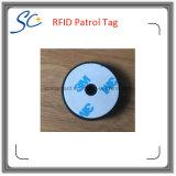 13.56MHz пассивная бирка патруля RFID для системы патруля путешествия предохранителя