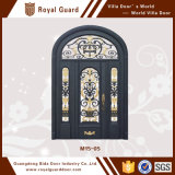 Дверь виллы двери квартиры двери алюминиевой двери самомоднейших конструкций стеклянная