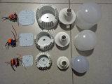 SMD 2835 20W 30W 40W E27 B22 T Modèle Ampoule à LED en aluminium