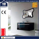 Gloss Black Paint Waterproof Bathroom Furniture Cabinet
