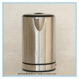Bouilloire électrique spéciale à usage unique, acier inoxydable argenté