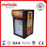 Refrigerador de cristal de la visualización de la puerta