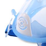 中国の製造の太字の乾燥したスノーケルマスク