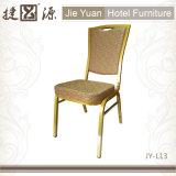 Алюминиевая штабелируя гостиница обедая стул мебели (JY-L13)