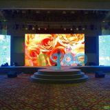 Módulo de interior profesional de la pantalla de visualización de LED del fabricante P4.8 de la alta definición para la etapa