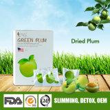 Prugna verde per disintossicazione per costipazione efficace, dimagramento del corpo