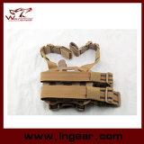 Кобура тактическое Glock 17 пушки Blackhawk для righthand кобуры