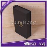 Logo personnalisé Stamped personnalisé boîte en cuir pour Emballage cadeau