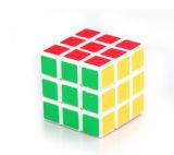 Cubo magico di plastica di prezzi bassi di buona qualità