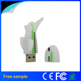 Free Custom Logo Cartoon PVC Airplane USB Stick (JV1222)