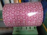 PPGI bobinas, recubierto de color bobina de acero, RAL9002 blanca prepintada Yehui Acero