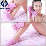 Gel Heel Socks Whitening Moisturizing SPA Socks Anti Cracking Gel Socks