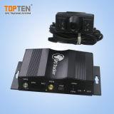 Perseguidor com câmera do GPS, gerência do veículo do GPS da frota de RFID, limite de velocidade (TK510-ER)