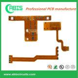 0.4mm 엄밀한 0.1mm 코드 Polymide 덮개 층 FPC