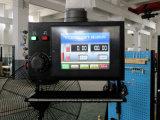 Máquina de dobra servo Eletro-Hydraulic do CNC de Underdrive da placa de metal da folha Tr10030