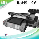 Petite imprimante à plat UV de Digitals pour la glace/plastique/métal
