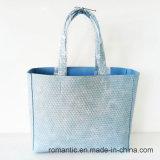 Handtassen van de Vrouwen van het Leer van de manier de Ontwerper In reliëf gemaakte Pu (nmdk-032302)