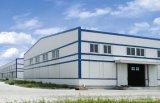 Oficina da construção de aço para a modernização